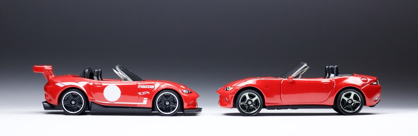 Hot Wheels Vs Matchbox >> Yes This Is The Inevitable Hot Wheels V Matchbox Mazda Mx