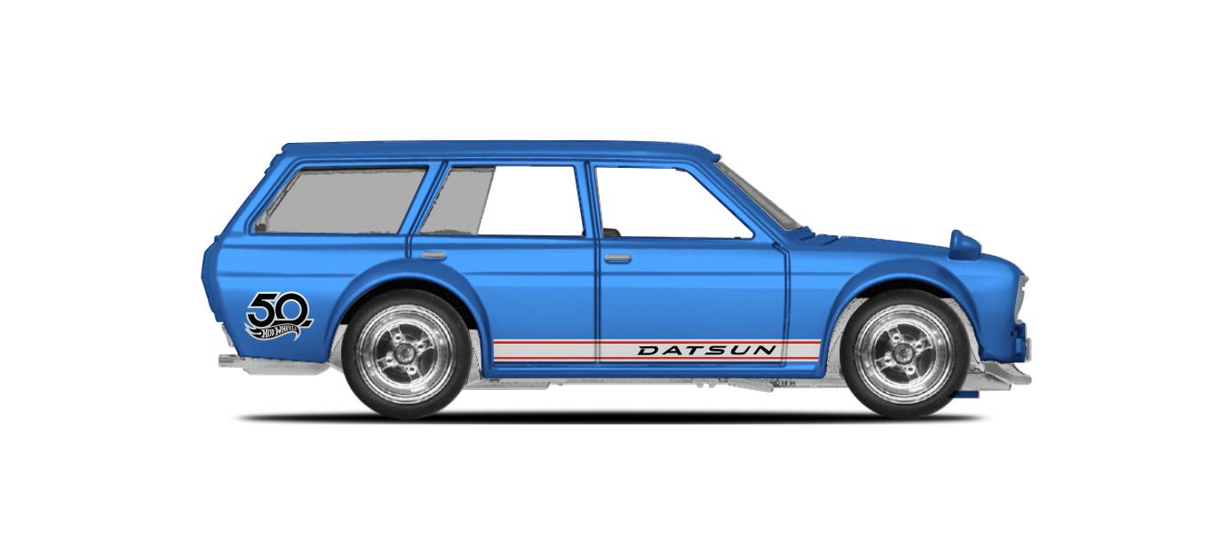 25. '71 Datsun Bluebird 510 Wagon – theLamleyGroup