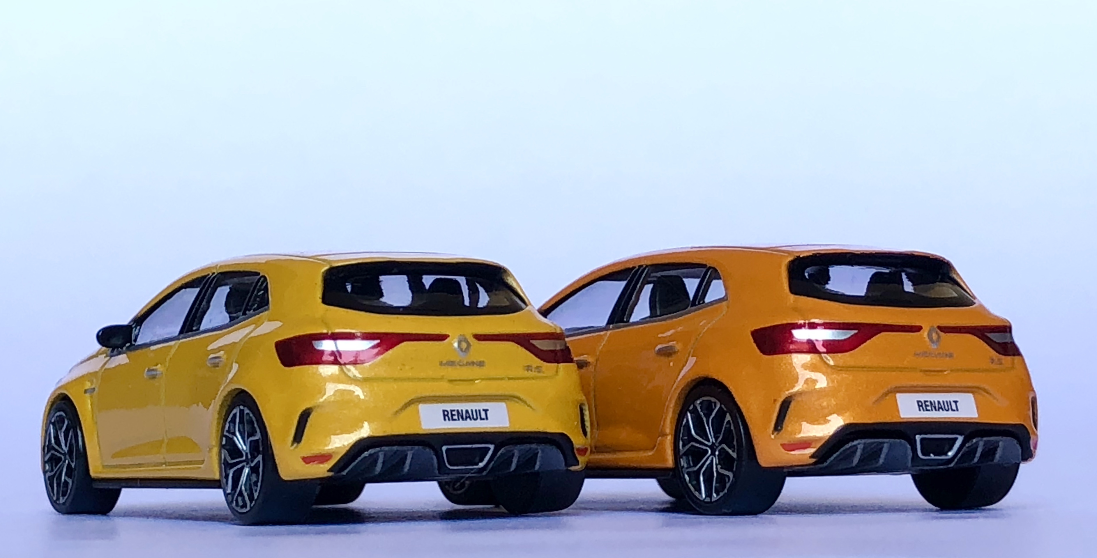 The Angry Renault Sport Megane Rs By Norev Lamleygroup
